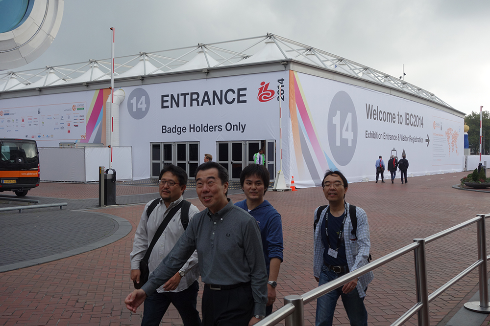 PVC at IBC 2014 - Welcome to Amsterdam 28