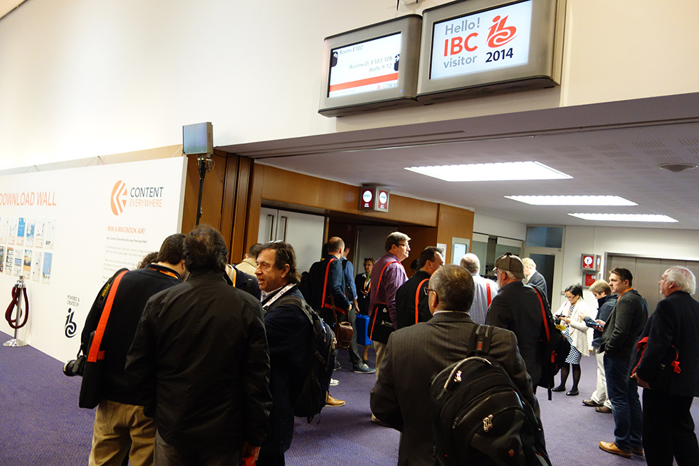 PVC at IBC 2014 - Welcome to Amsterdam 35