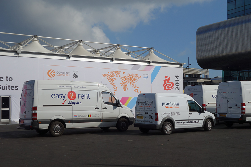 PVC at IBC 2014 - Welcome to Amsterdam 39
