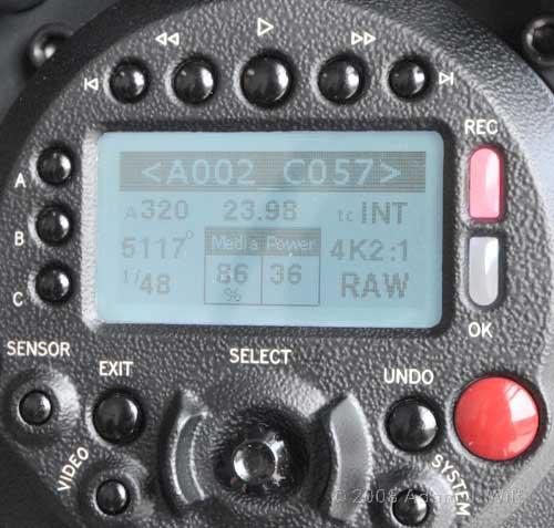 Pix: Zacuto rig; RED tests 28