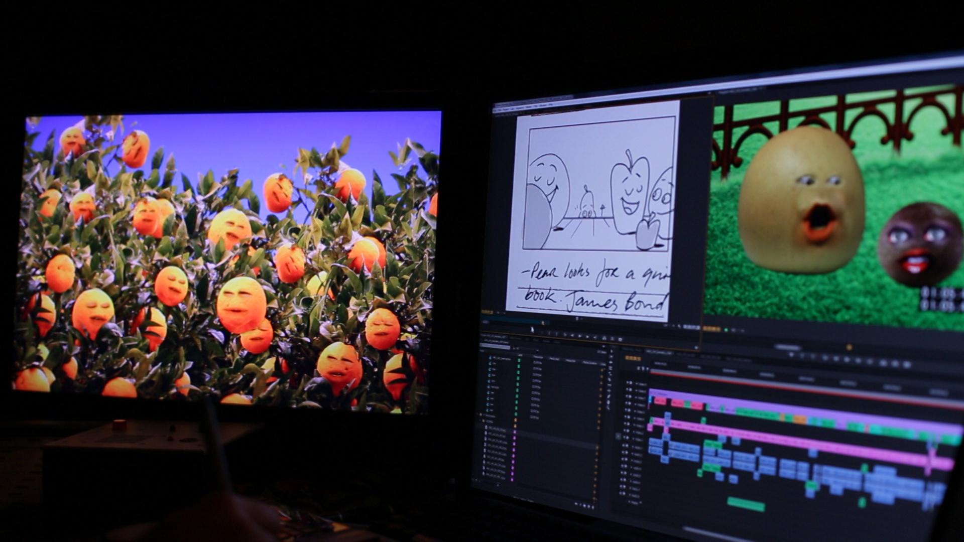 Kappa Studios switches to Adobe workflow to create Cartoon Network's Annoying Orange series 12