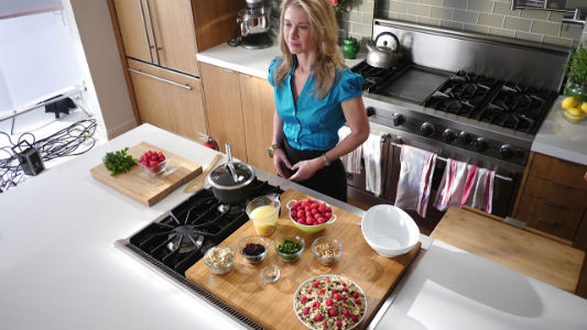 LIGHTING: Reinventing the Cooking Show for Driscoll's Berries 55