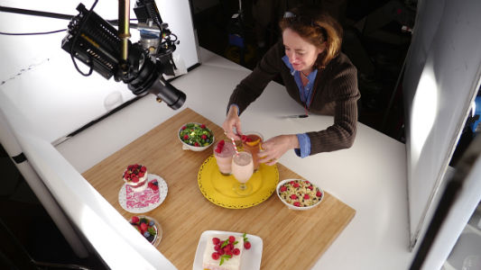 LIGHTING: Reinventing the Cooking Show for Driscoll's Berries 62