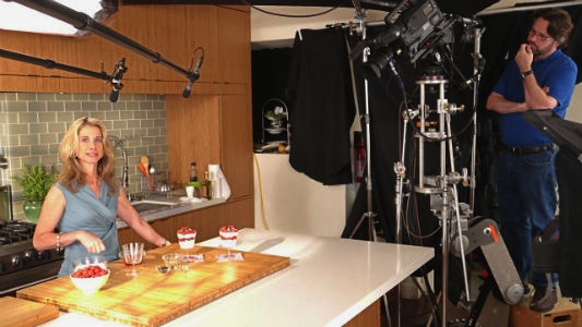 LIGHTING: Reinventing the Cooking Show for Driscoll's Berries 57