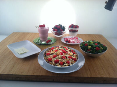 LIGHTING: Reinventing the Cooking Show for Driscoll's Berries 61