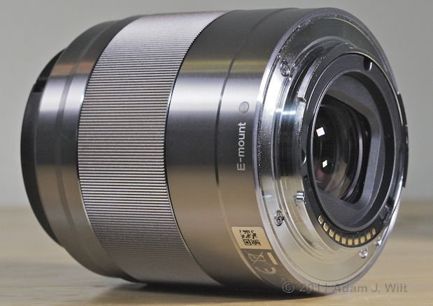 Quick Look: Three New E-Mount Primes 19