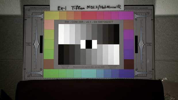EX1/EX3 IR Filter Shoot-Out 55