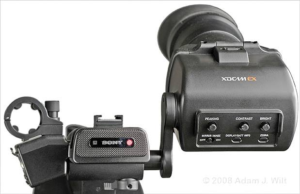 "Review: Sony PMW-EX3 Removable-lens 1/2"" 3-CMOS HD Camcorder 52"