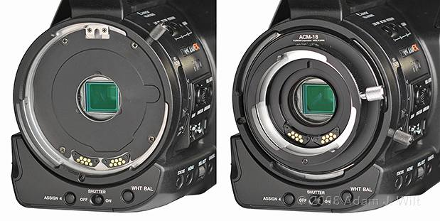 "Review: Sony PMW-EX3 Removable-lens 1/2"" 3-CMOS HD Camcorder 58"