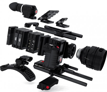 Red's new approach - modular digital stills and motion cameras - 8 new models 11