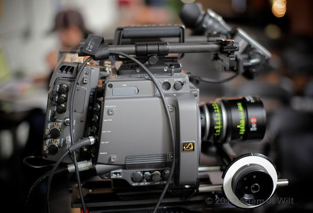 Quick Look: Sony F65 4K Digital Cine Camera 61