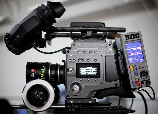 Quick Look: Sony F65 4K Digital Cine Camera 58