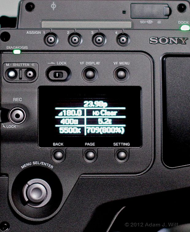 Quick Look: Sony F65 4K Digital Cine Camera 63