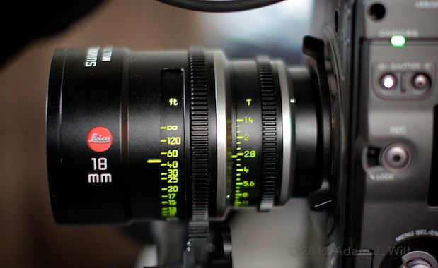 Quick Look: Sony F65 4K Digital Cine Camera 81