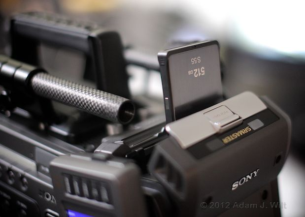 Quick Look: Sony F65 4K Digital Cine Camera 82