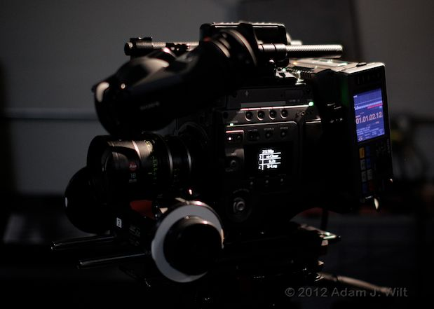Quick Look: Sony F65 4K Digital Cine Camera 62