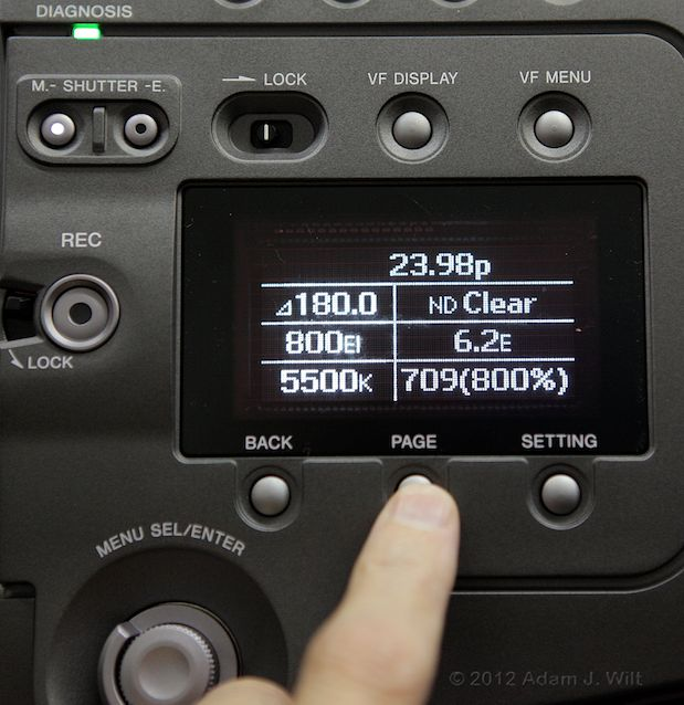 Quick Look: Sony F65 4K Digital Cine Camera 64