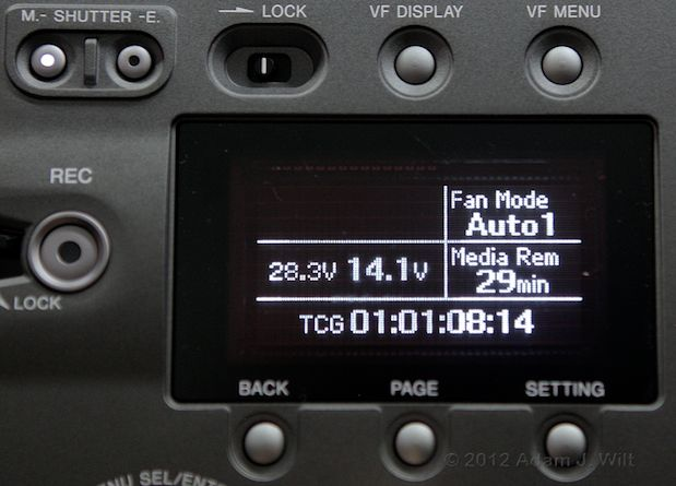 Quick Look: Sony F65 4K Digital Cine Camera 65