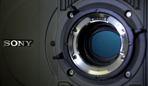 Quick Look: Sony F65 4K Digital Cine Camera 71