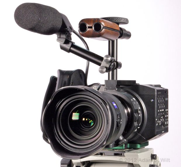 Third-Party Accessories for the FS100 by Adam Wilt