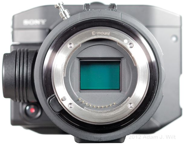 Quick Look: Alpha A-mount Lenses on the FS100 52