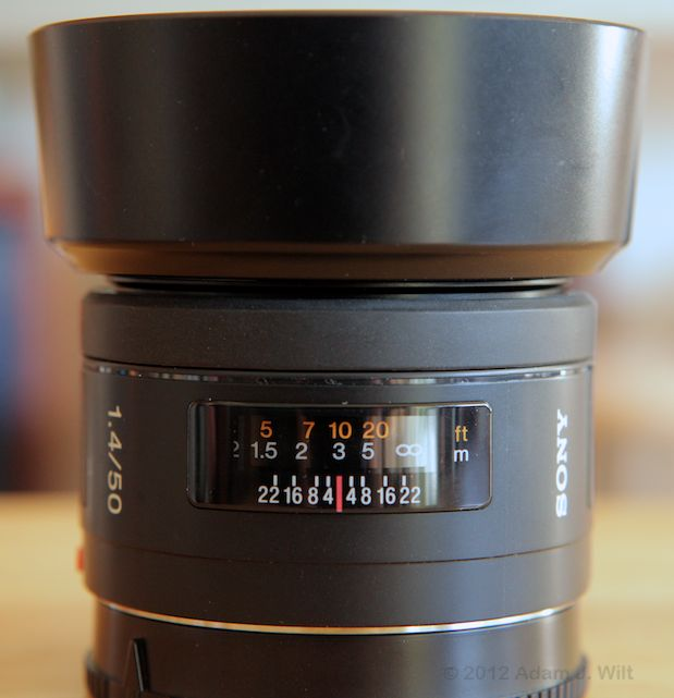 Quick Look: Alpha A-mount Lenses on the FS100 49