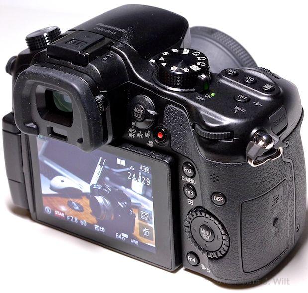 First Look: Panasonic Lumix DMC-GH3 DSLM hybrid still/video camera 34