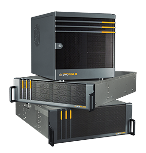 ProMAX Announces Platform Series Shared Storage Solution for NewTek Products 4