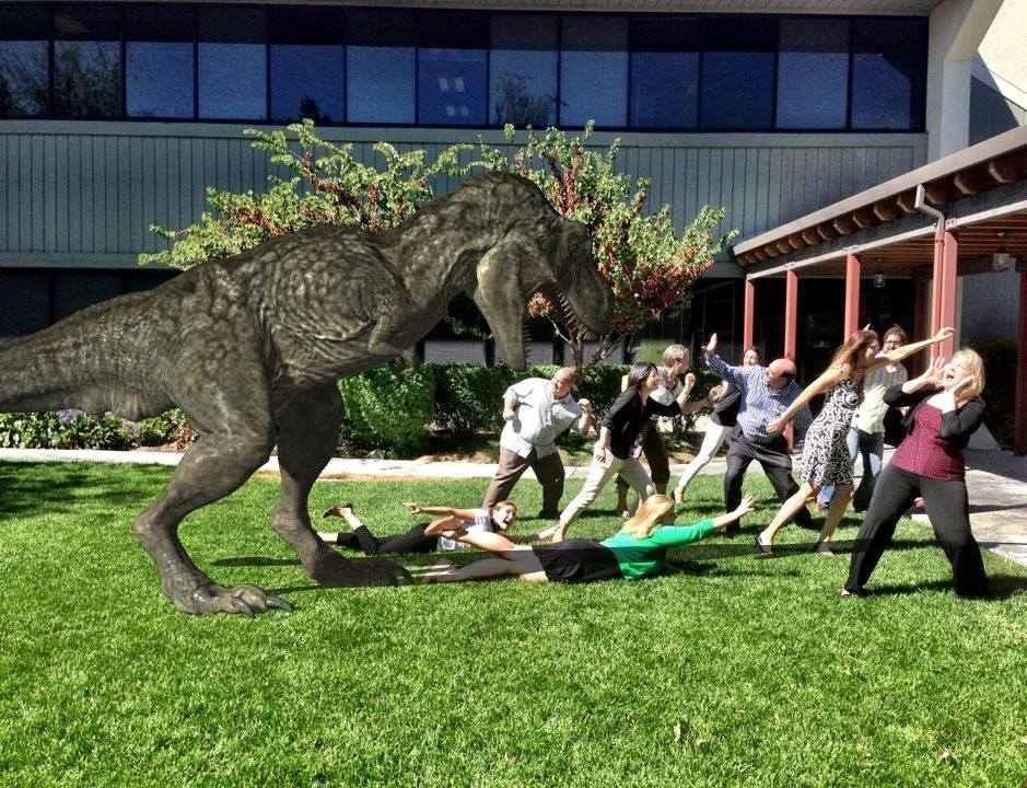 Dinosaurs, Penguins and Gnomes Enabled By the Magic of Hitachi Data Systems 6