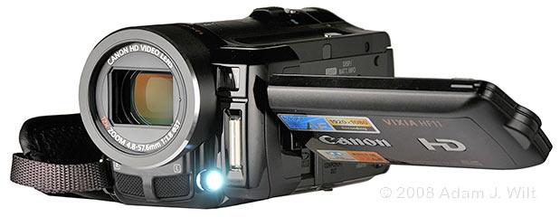 Review: Canon Vixia HF11 AVCHD camcorder 28