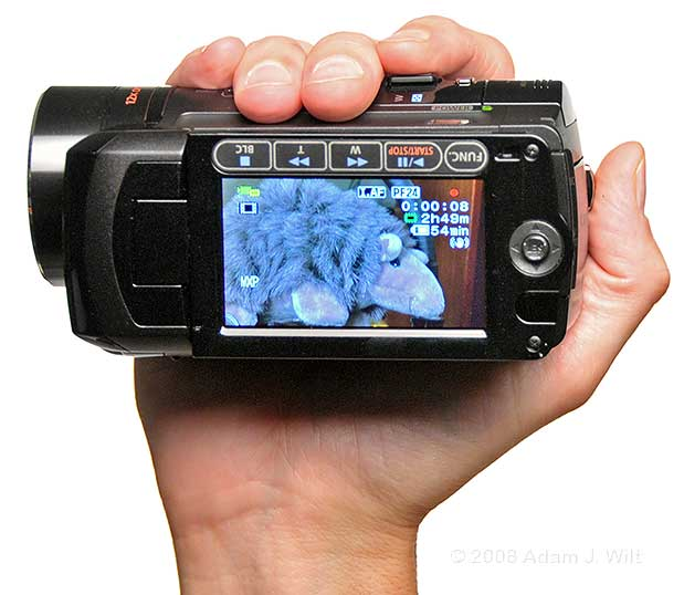 Review: Canon Vixia HF11 AVCHD camcorder 34