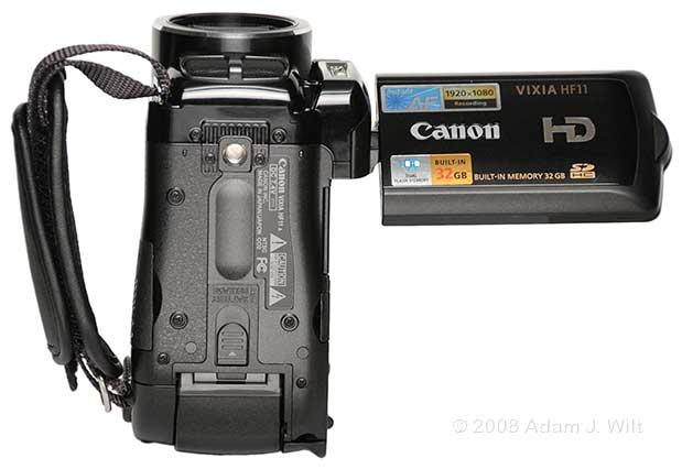 Review: Canon Vixia HF11 AVCHD camcorder 33