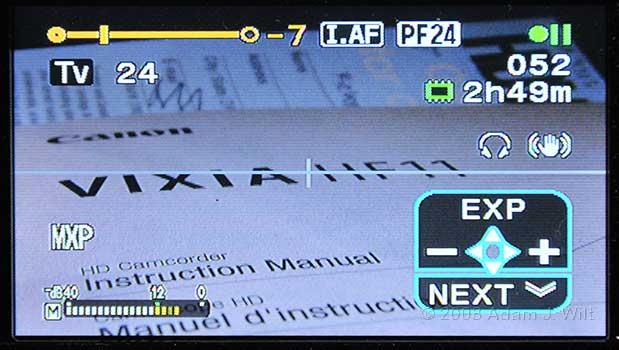 Review: Canon Vixia HF11 AVCHD camcorder 35