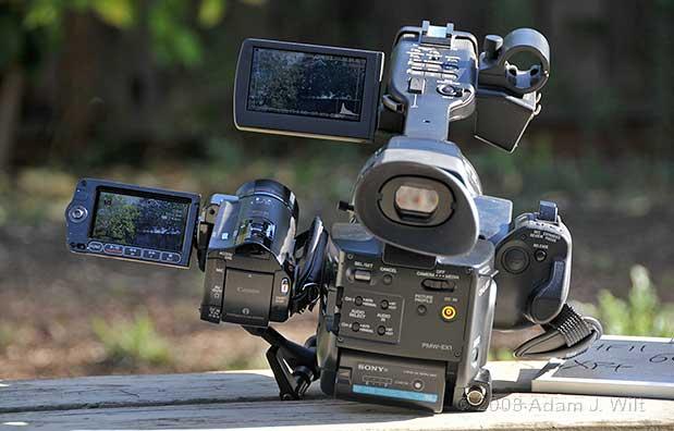 Review: Canon Vixia HF11 AVCHD camcorder 38