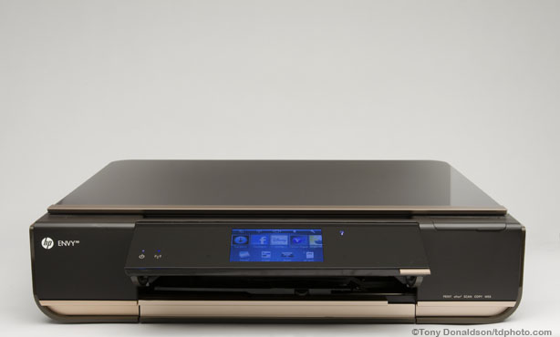 HP Envy 110 e-all-in-one wireless wi-fi printer fax scanner review Prophotocoalition.com photography