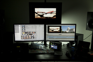 The Color Grading Environment and Ideal Lume Bias Lights 16