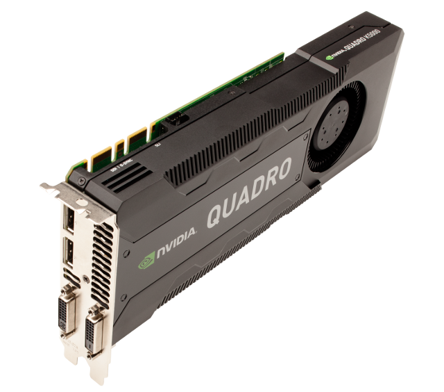 NVIDIA K5000 - Next step in GPU power and tech 6