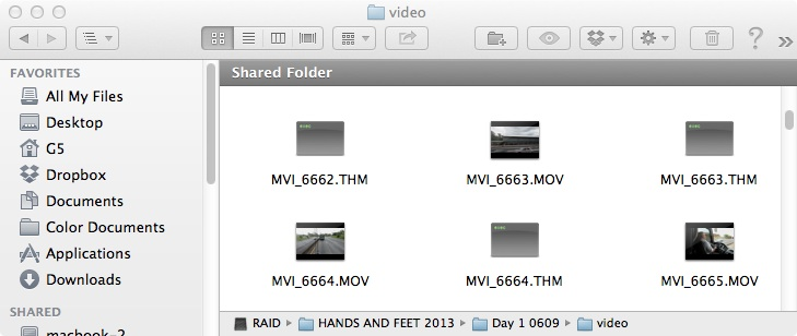 Missing Link between Canon 5D and Avid 12