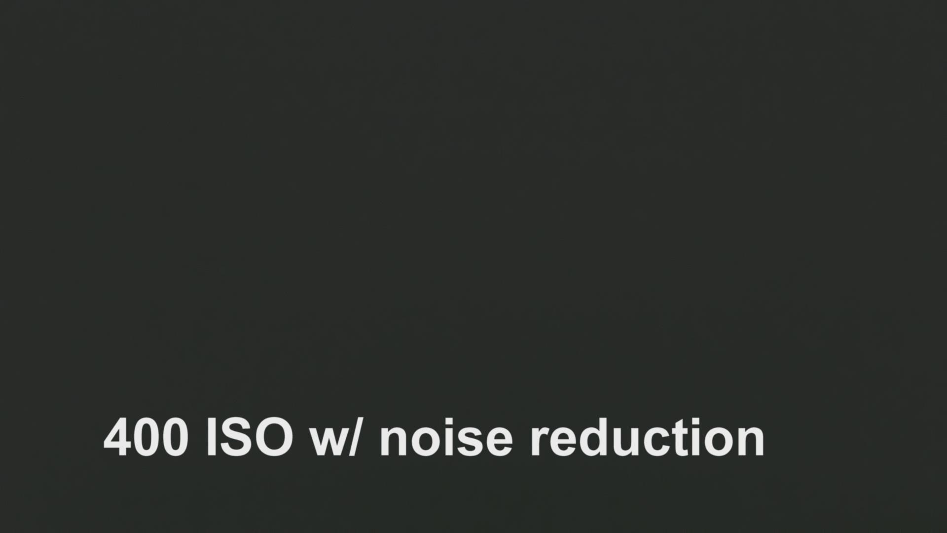 Blackmagic Production Camera Noise Test 9