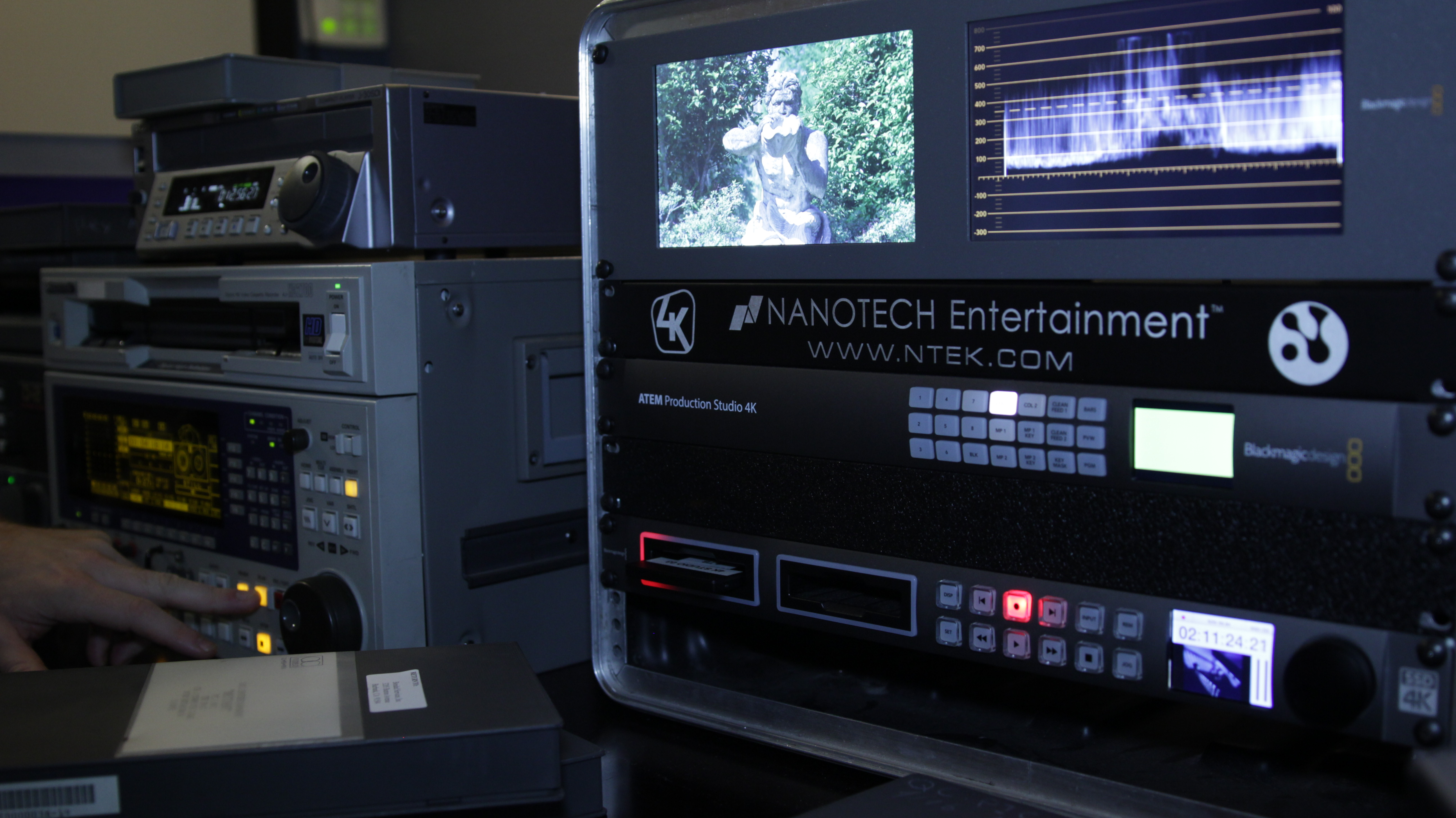 4K Studios Uses Blackmagic UHD to deliver old Kung Fu Movies in 4K 7