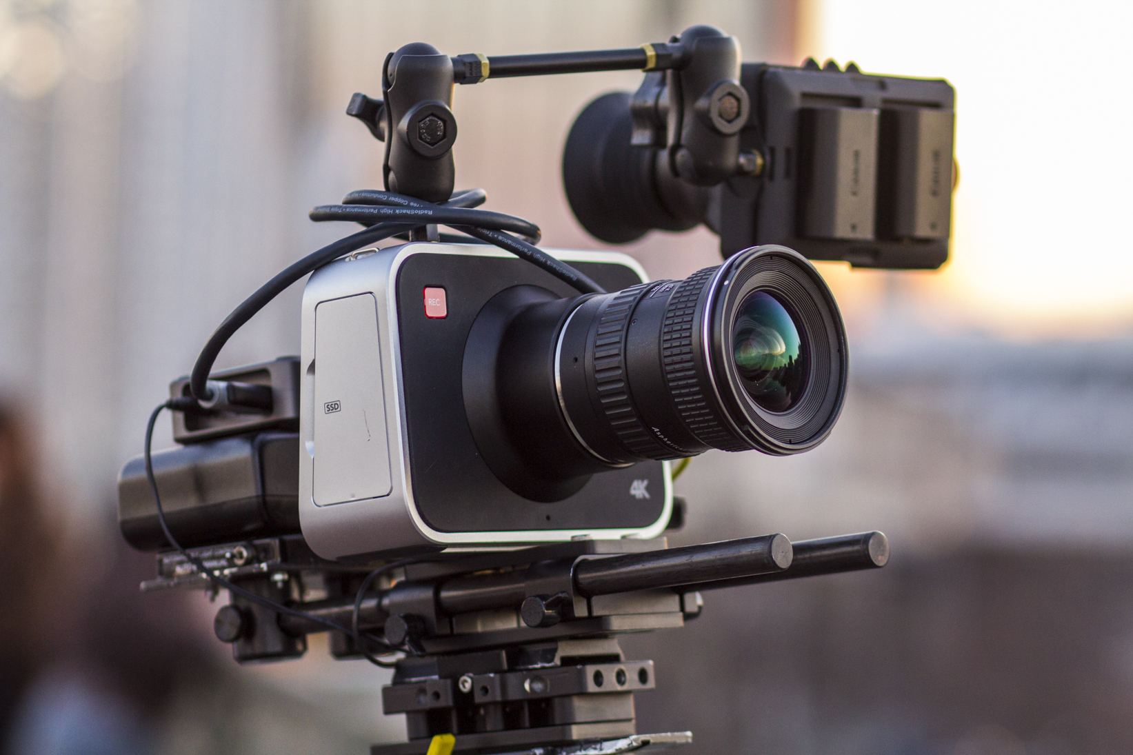 Dynamic Range & Blackmagic's 4K Production Camera 4