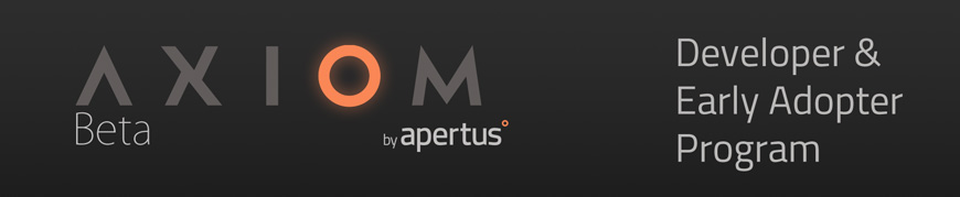 The Apertus Axiom Beta Camera 8