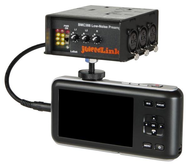 Blackmagic Cameras and Clean Audio 9