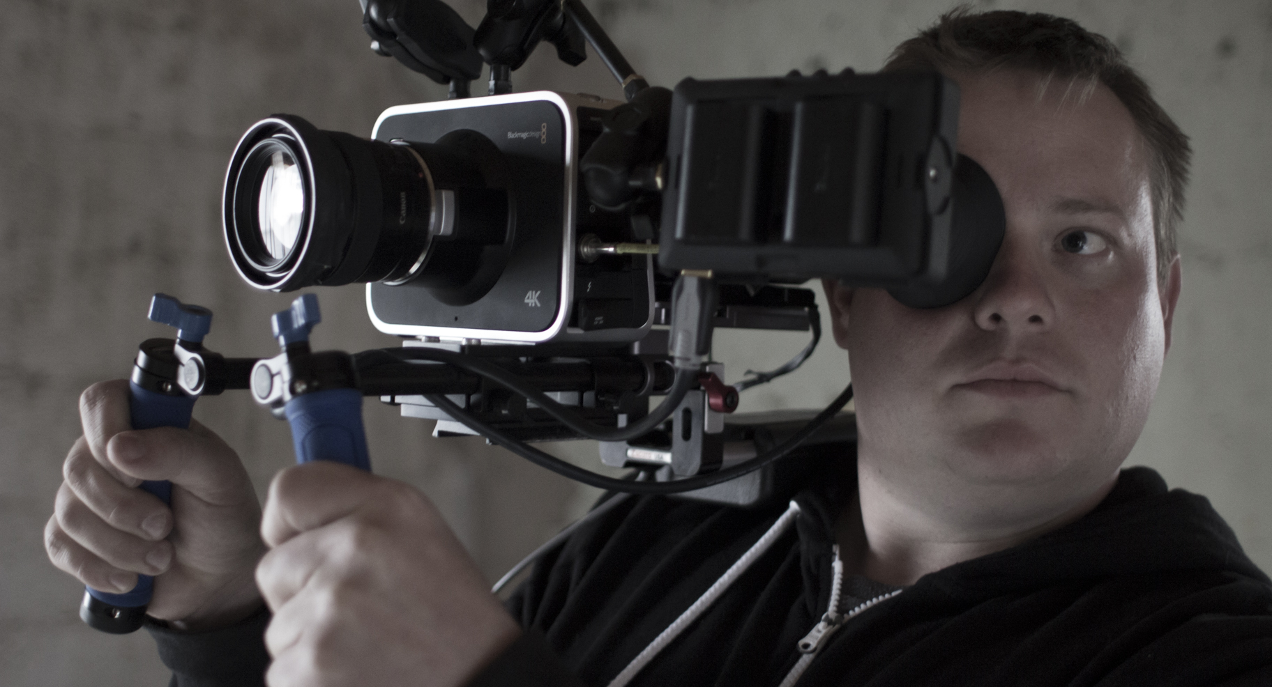 Blackmagic's Production Camera On A 4K Multi-Cam Shoot 16