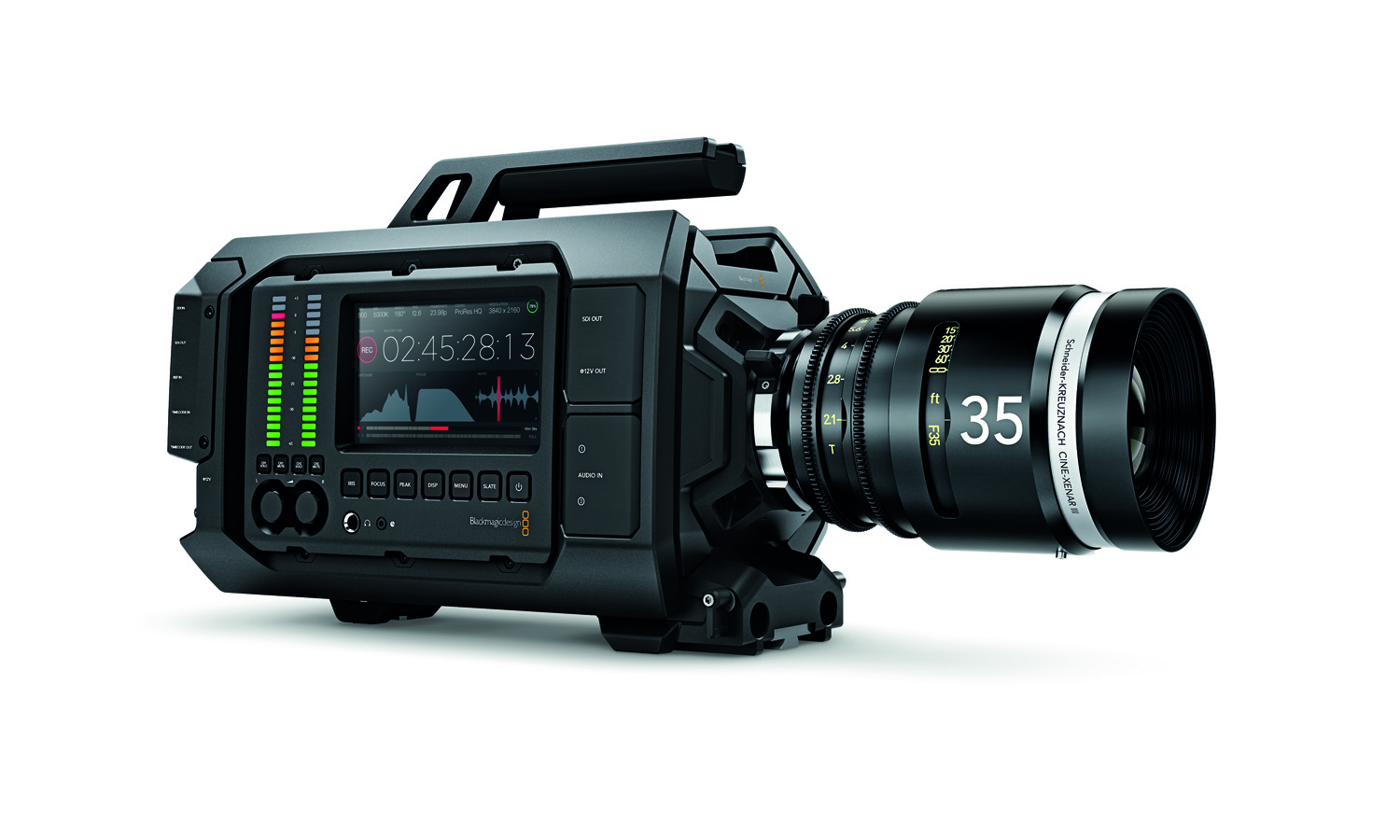 First Footage From Blackmagic's URSA Camera 6