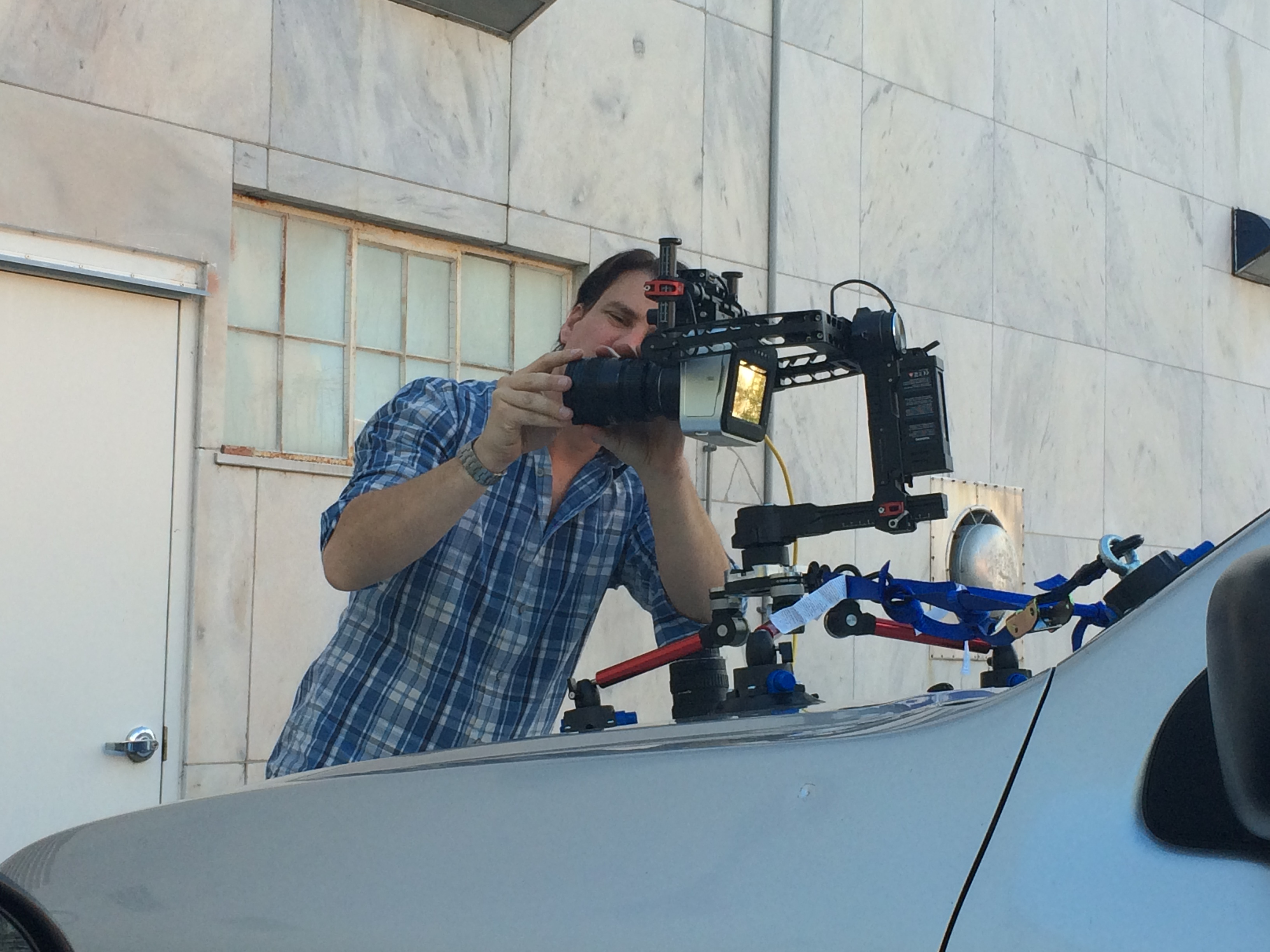 Using The Ronin To Capture Driving Shots 22