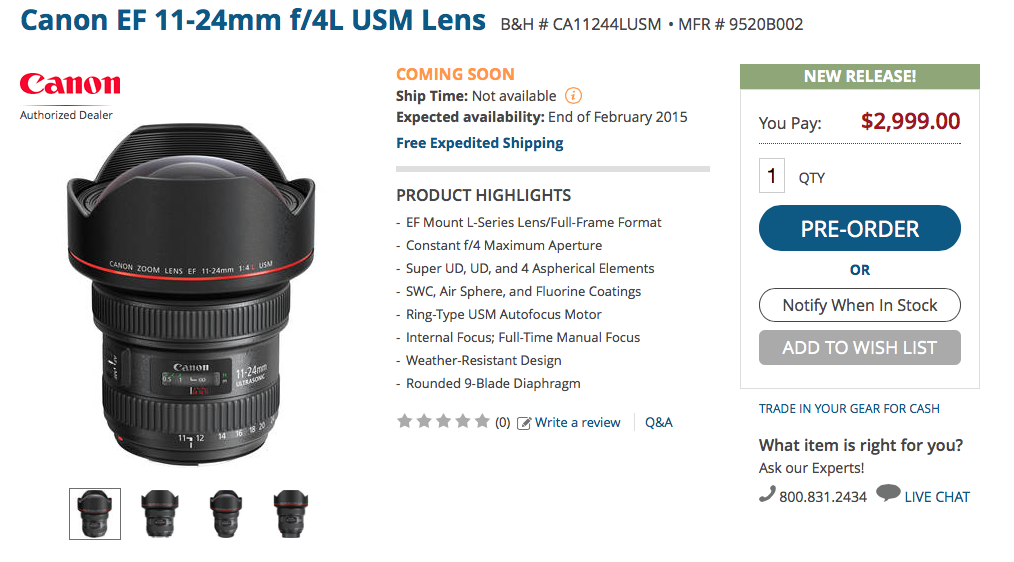 Canon 5D Update Leaked 10