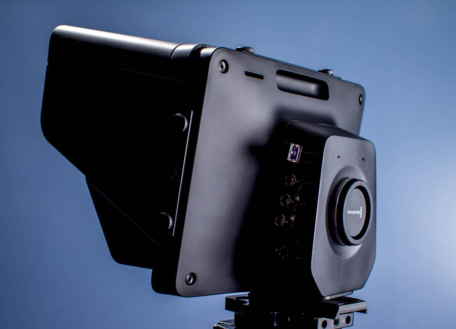 Blackmagic Studio Camera Review 27