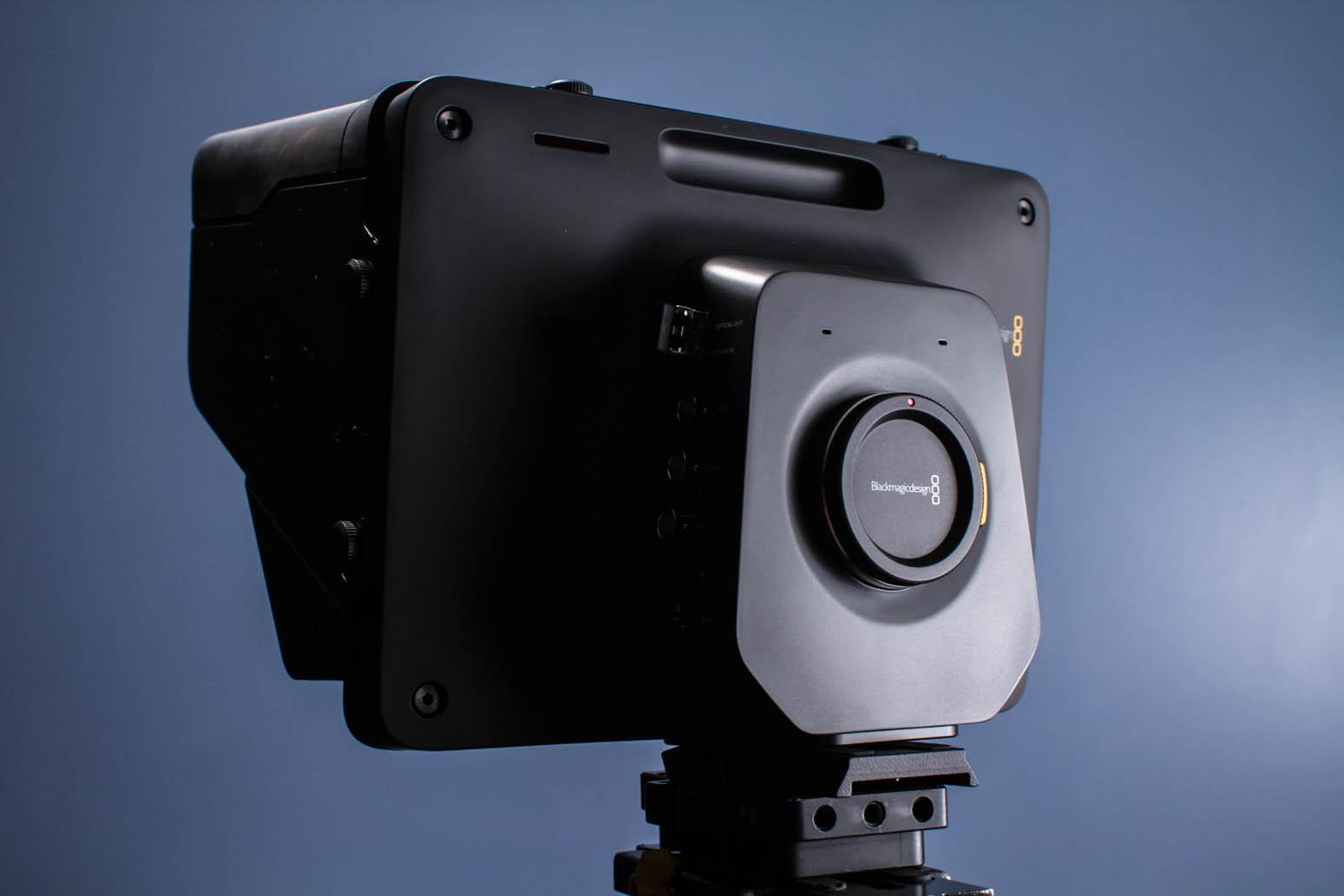 Blackmagic Studio Camera Review 12
