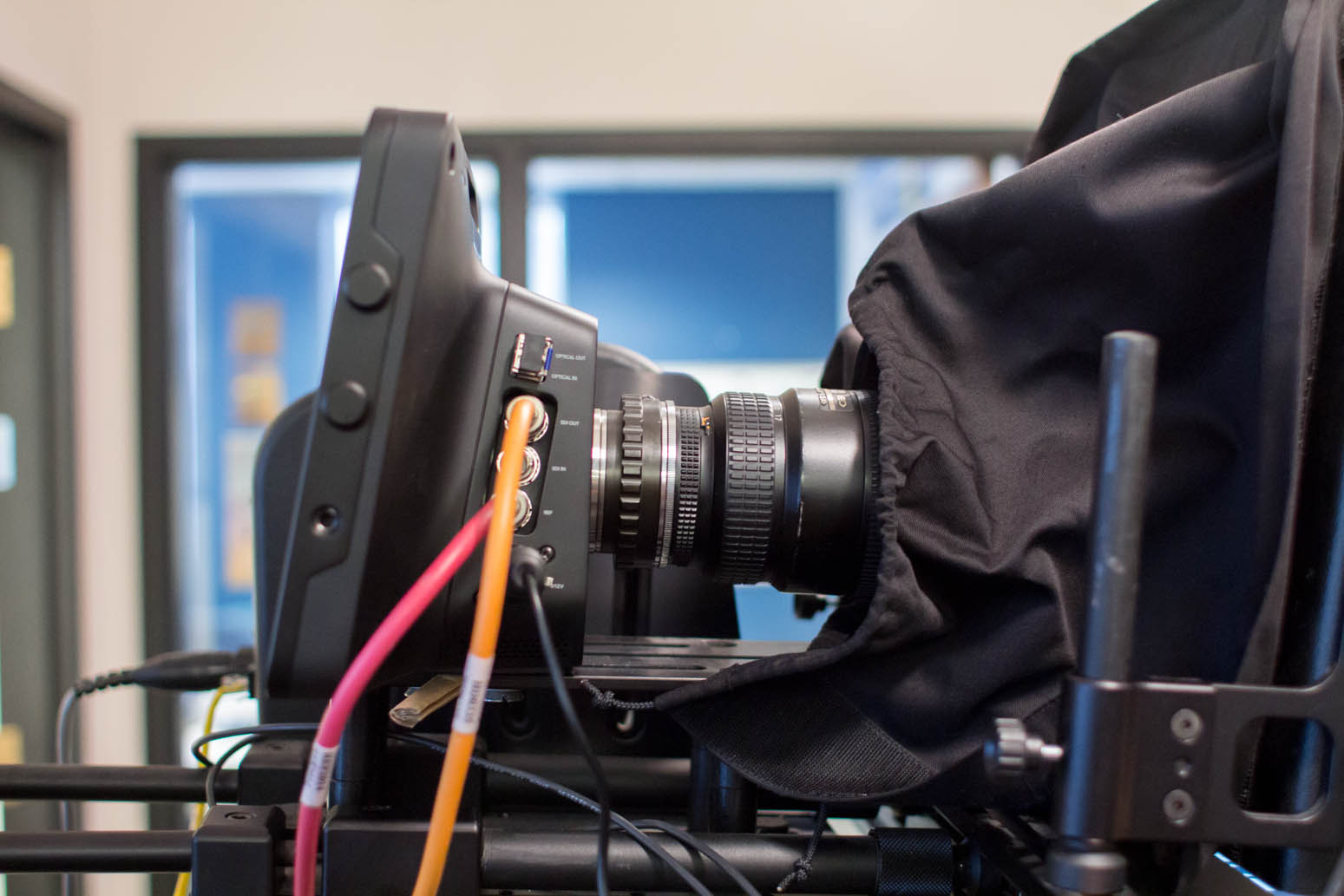 Blackmagic Studio Camera Review 28